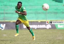 Police Arrests Aduana Stars' Defender, Farouk Adams For Knocking Down Police Officer With His Car