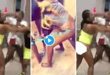 Two University Slay Queens Fight Over Sugar Daddy | Video
