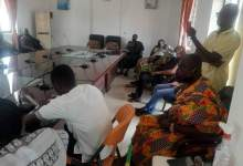 Nananom At Abanpredease Held Stakeholders Forum To Curb Illegal Timber Operations In The Forest Reserve.