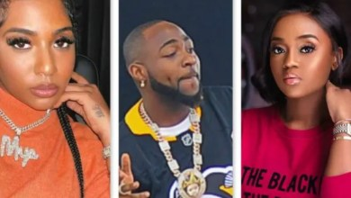 Chioma Sends Silence Message Fans, Deletes Davido's Pictures