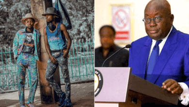 """Popular Ghanaian Photographers """"TwinsDon'tBeg"""" Finally Reveals Why They Were Sacked As Akufo-Addo's Official Photographers"""