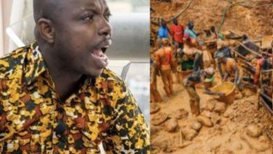 Abronye DC names top government official doing Galamsey