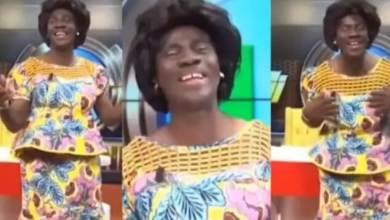 """Akrobeto Dresses In """"Mmaa Kaba Ne Slit"""" Ahead of Mother's Day Celebration"""