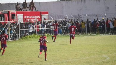Hearts Tops League Table After Away Win Against Eleven Wonders At Techiman