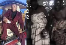 Bechem Elders Pour Libation To Curse Twene Jonas For 'Insulting' Asantehene