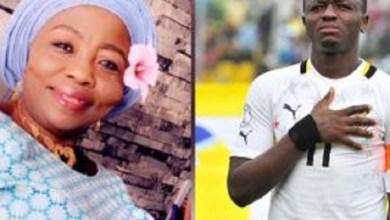 Ex-Black Star Player Sulley Muntari loses mother