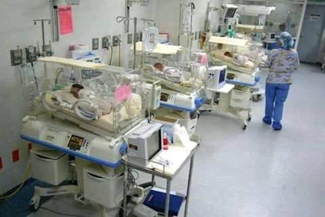 25-year-old woman gives birth to nonuplets, 5 girls and 4 boys (video)