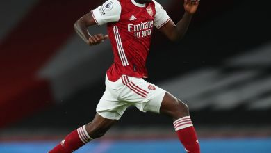 Breaking: Arsenal star Thomas Partey has been sacked from Ghana's camp over indiscipline