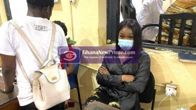 Efia Odo, 14 other #FixTheCountry campaigners arrested