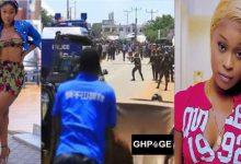 Efia Odo slams Ghanaian celebrities over their silence on Ejura shooting