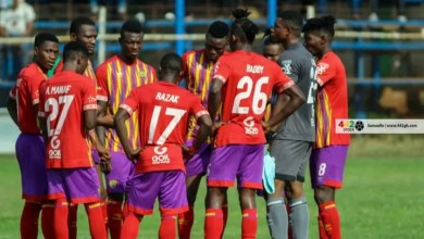 Breaking: Hearts-Medeama clash back on after Sports Minister's intervention