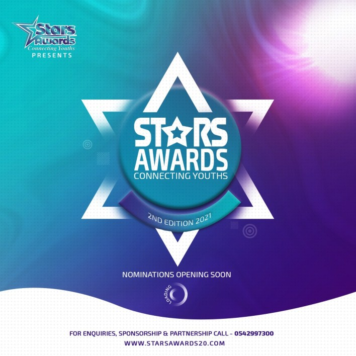 Stars Awards Unveils's New Logo And Date for Opening Nominations