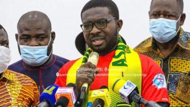 GFA bans Kotoko CEO Nana Yaw Amponsah for 5 years