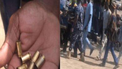 Video]: Custom officers fire warning shots, arrest TV3 journalist at Paga border