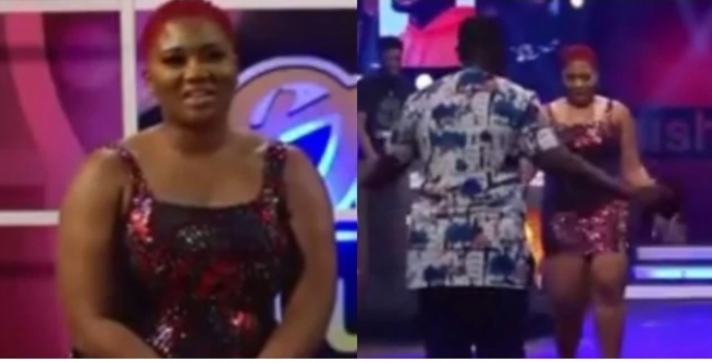 Abena Korkor set to appear on TV3's Date Rush this weekend's episode