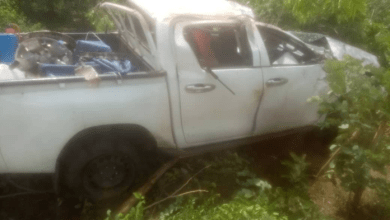Gory accident at Sawla, one in critical condition