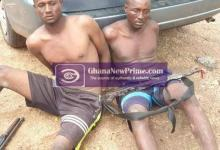 Notorious Kidnappers Arrested [Photo]