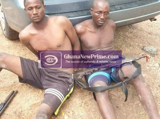 Just In: Notorious Kidnappers Arrested [Photo]