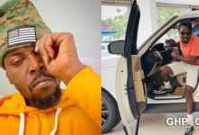 I'm struggling – Kwaw Kese confesses as he sells his Range Rover on social media