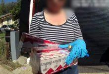 Five arrested over 4.5 tonne illegal tobacco seizure