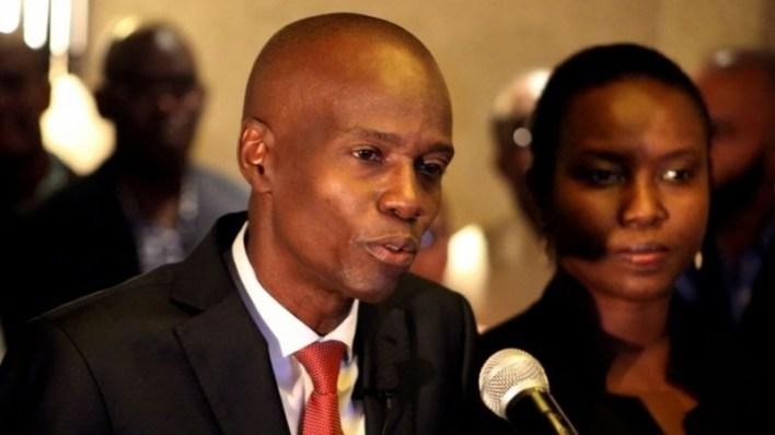 Haiti President Jovenel Moïse killed in attack at home
