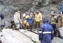 Russia recovers bodies of nine plane crash victims
