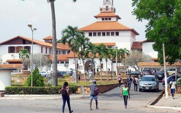 2021 Top Universities in Ghana Ranking of 67