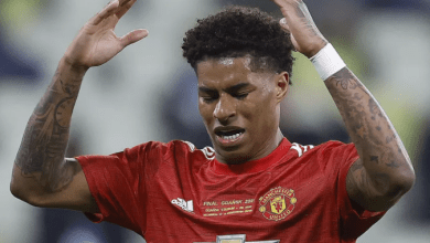 Marcus Rashford defends his charity partnerships over claims he 'benefited commercially'