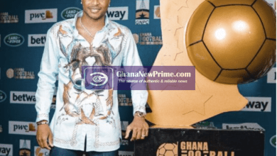 Ghana Football Awards: Andre Ayew wins ultimate; check-out full winners