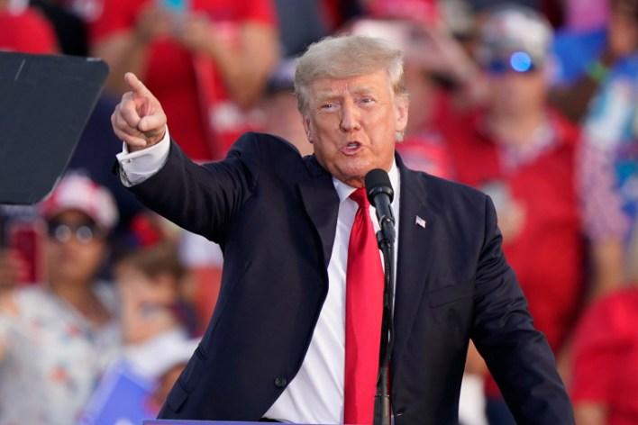 Trump sues Twitter, Google and Facebook alleging 'censorship'