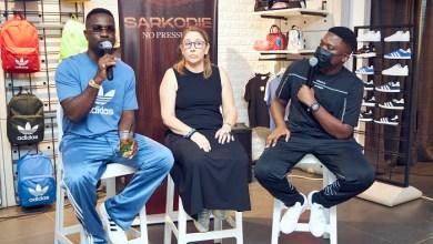 Sarkodie partners Adidas to drive Africa's creative economy
