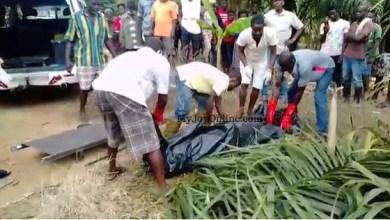 E/R: Farmer found dead in a river at Asiakwa