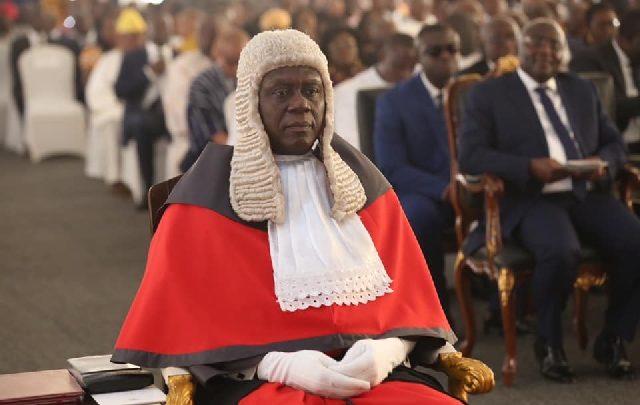 $5m bribery claim: Step aside – NDC to CJ