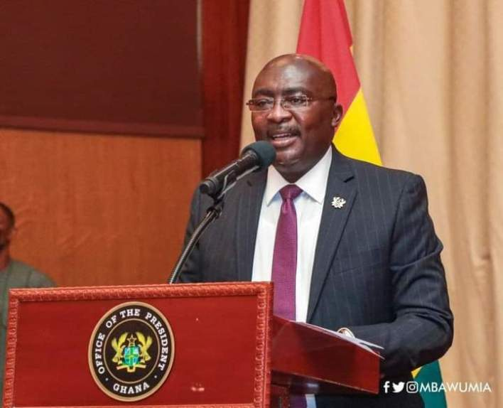 """The economy is under the attack of demons and principalities"""" – VEEP Bawumia"""