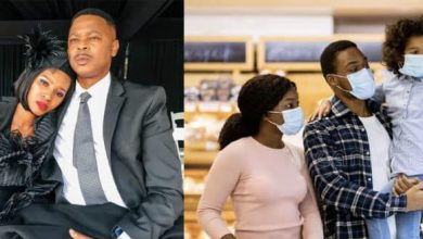 Lady gets the shock of her life after seeing her 'supposed' dead boyfriend