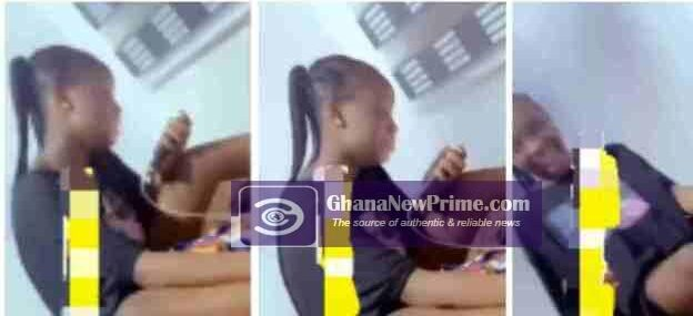 Lady cries as she begs her boyfriend not to leave her [Video]