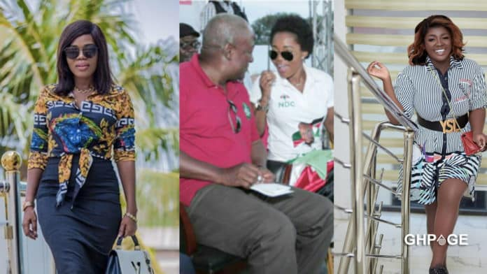 Shut the 'F' up if you truly care about JM – Mzbel warns Netizen