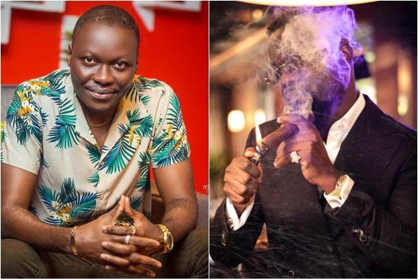 Sarkodie Owes You No Apology For Smoking Cigar – Arnold AsamoahTo CSOs