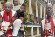 45-year-old pastor caught with human head in church