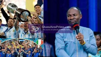 My two football prophecies failed because of betting -Prophet Badu Kobi