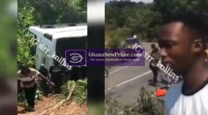 Breaking: UDS Nursing and Midwifery Students Involved In An Accident