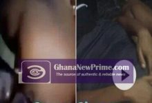 Video of Shatta Bandle Chopping A slay queen Resurfaces Online (WATCH)