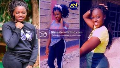 Video: Tears as 23-year-old University student Christine Ambani murdered
