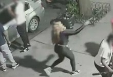 CCTV footage caught the moment a woman shot mum-of-one dead [Video]