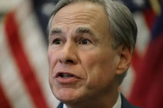 Texas governor tests positive for COVID-19