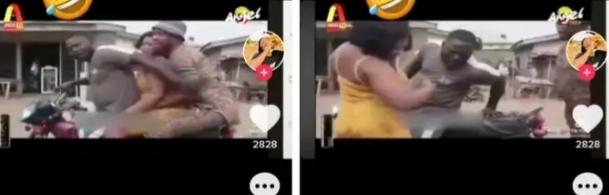 Man Had An Orgasm Just Sitting Behind A Lady On Okada