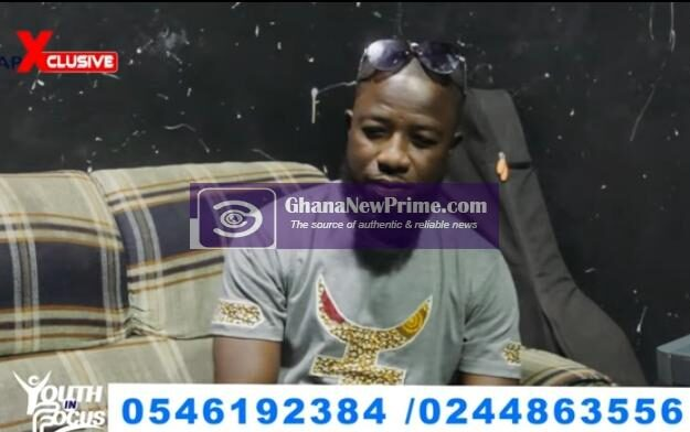 """Ghanaian musicians don't like paying for production, some are still owing me"""" - Odikro"""