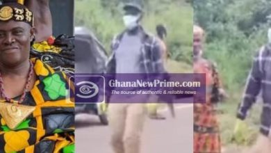 Dormaa Manhene Leads a Clean Up Exercise [Video]