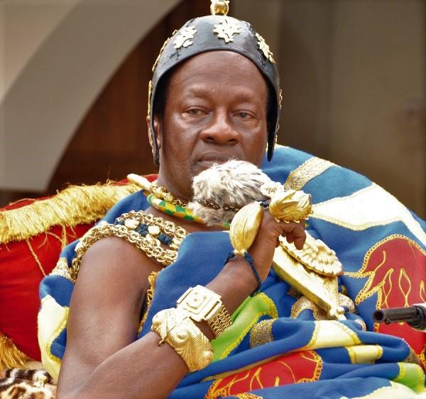 Sad News Hit Ghana As Paramount Chief Dies