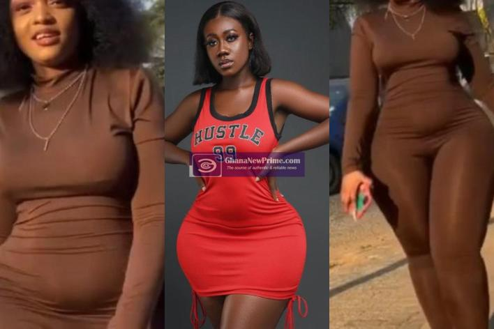 Meet The South African Lady With The Most 'Endowed' Curves And Backside